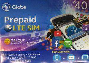菲律賓手機網路-globe