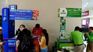 菲律賓手機網路-攤位